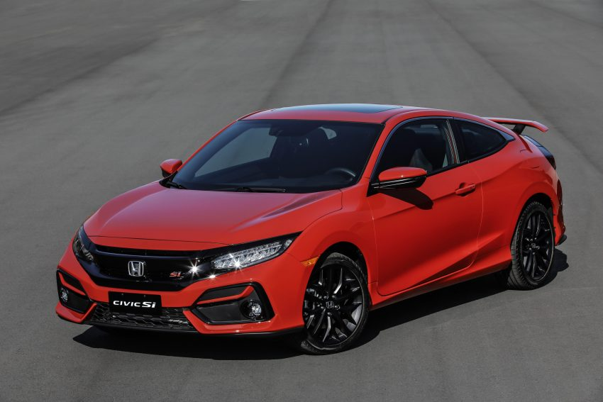 2020 Honda Civic Si Coupe - Front Three-Quarter Wallpapers 850x567 #13