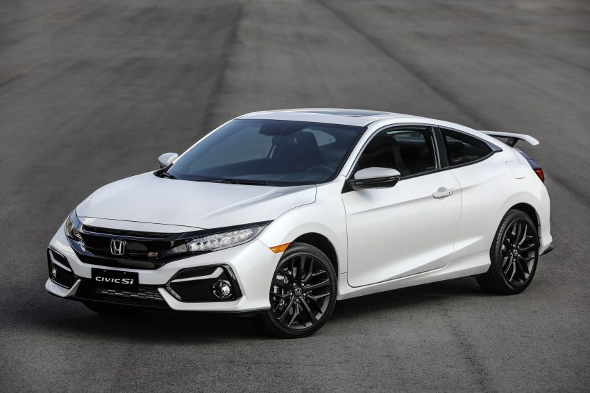 2020 Honda Civic Si Coupe - Front Three-Quarter Wallpapers 850x567 #32