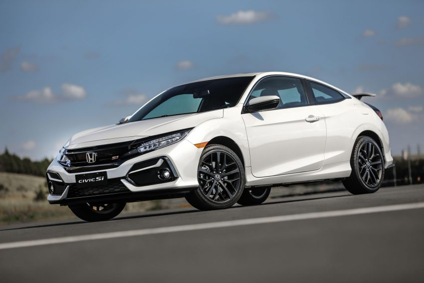 2020 Honda Civic Si Coupe - Front Three-Quarter Wallpapers 850x567 #33