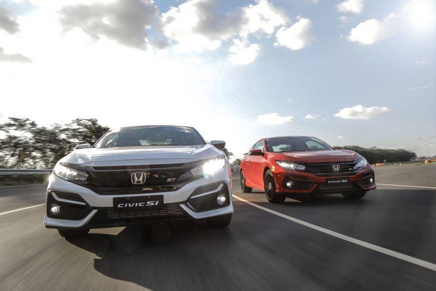 2020 Honda Civic Si Coupe - Front Wallpapers 850x567 #7