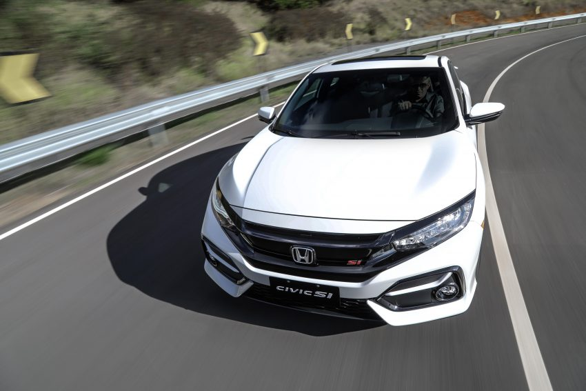 2020 Honda Civic Si Coupe - Front Wallpapers 850x567 #25