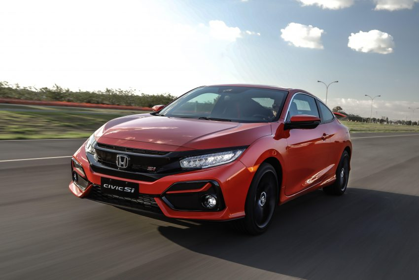 2020 Honda Civic Si Coupe - Front Wallpapers 850x567 #8