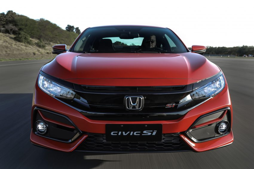2020 Honda Civic Si Coupe - Front Wallpapers 850x567 #15