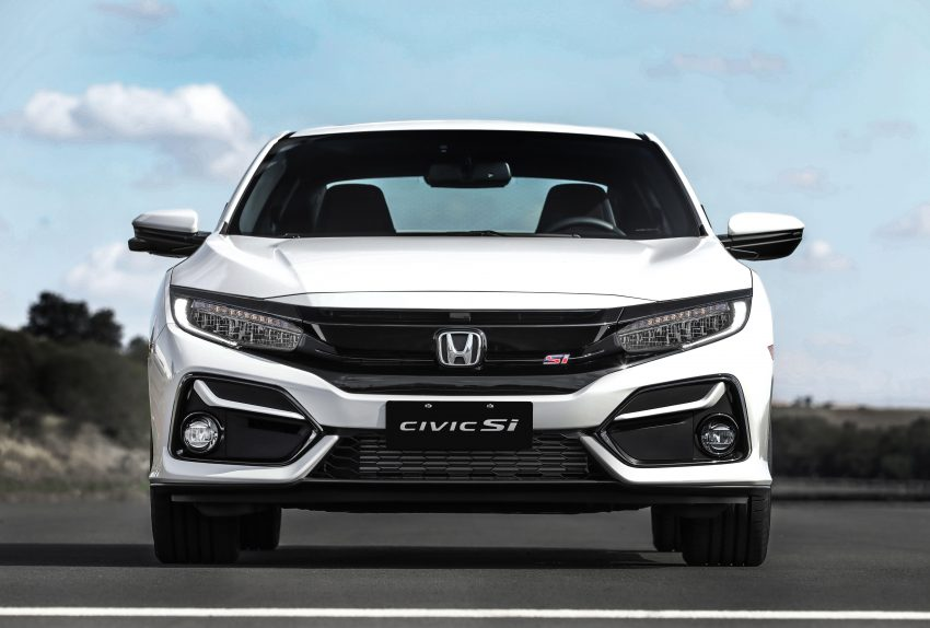2020 Honda Civic Si Coupe - Front Wallpapers 850x574 #35