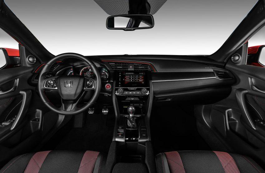 2020 Honda Civic Si Coupe - Interior, Cockpit Wallpapers 850x554 #42
