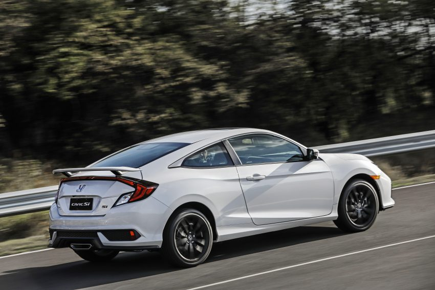 2020 Honda Civic Si Coupe - Rear Three-Quarter Wallpapers 850x567 #27