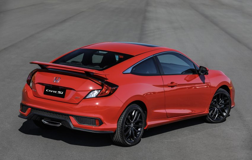 2020 Honda Civic Si Coupe - Rear Three-Quarter Wallpapers 850x539 #16