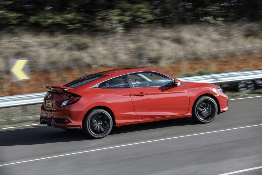2020 Honda Civic Si Coupe - Rear Three-Quarter Wallpapers 850x567 #9