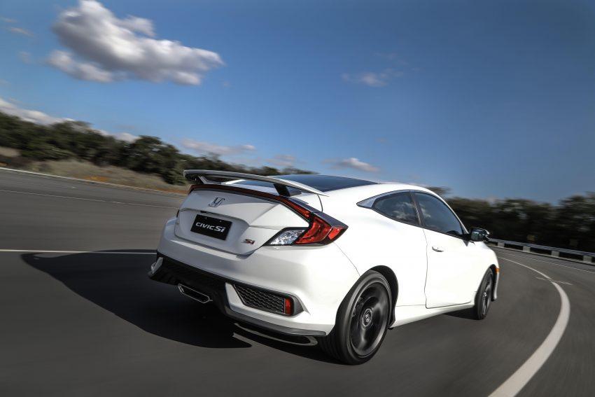 2020 Honda Civic Si Coupe - Rear Three-Quarter Wallpapers 850x567 #36