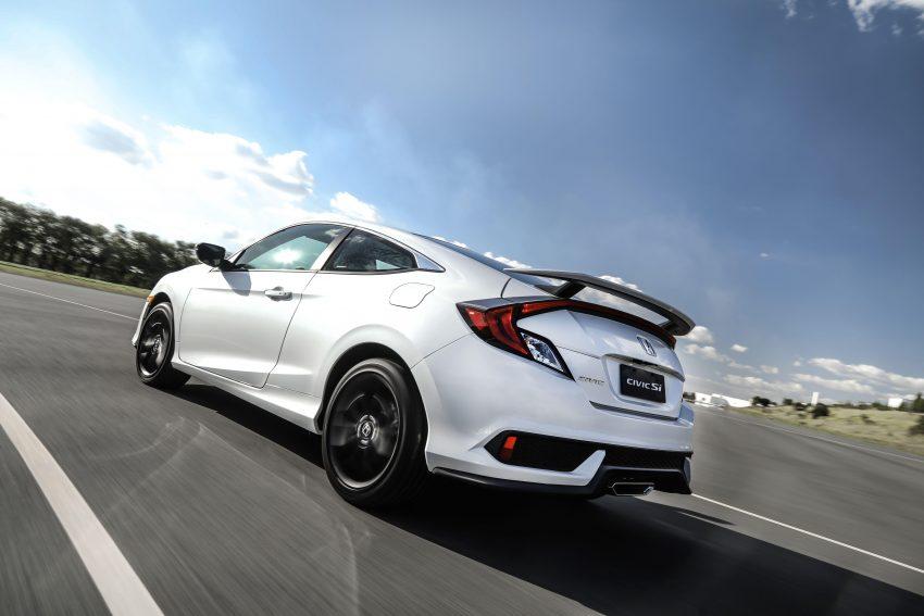 2020 Honda Civic Si Coupe - Rear Three-Quarter Wallpapers 850x567 #28