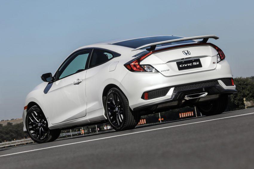 2020 Honda Civic Si Coupe - Rear Three-Quarter Wallpapers 850x566 #37