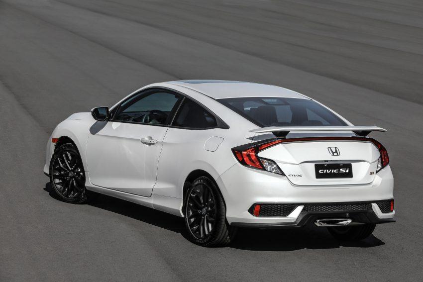 2020 Honda Civic Si Coupe - Rear Three-Quarter Wallpapers 850x567 #38