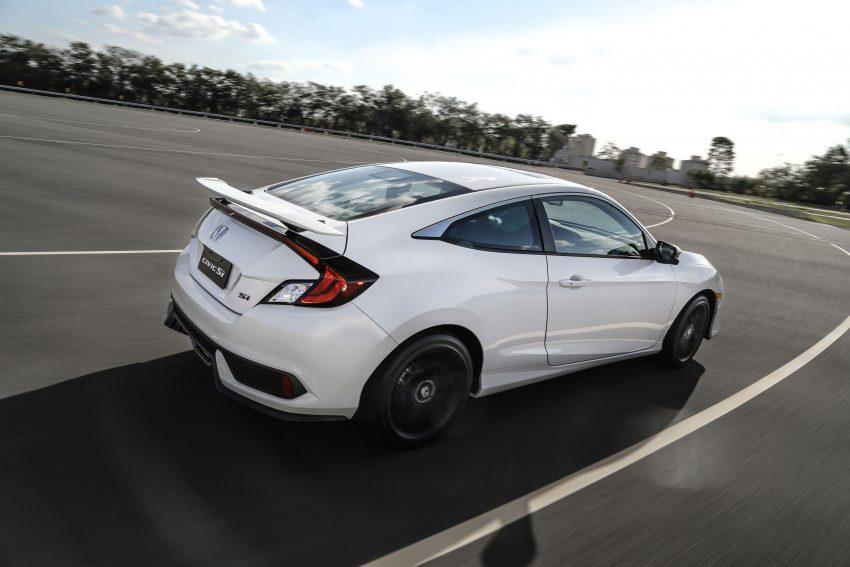 2020 Honda Civic Si Coupe - Rear Three-Quarter Wallpapers 850x567 #30