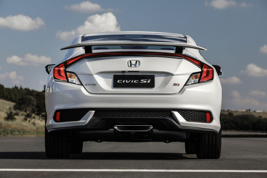 2020 Honda Civic Si Coupe - Rear Wallpapers 850x567 #39