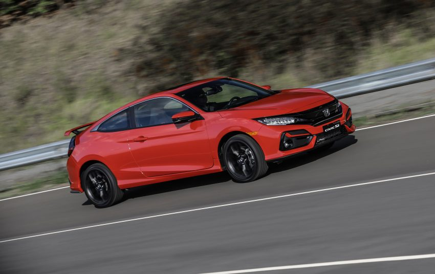 2020 Honda Civic Si Coupe - Side Wallpapers 850x536 #11