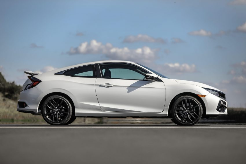 2020 Honda Civic Si Coupe - Side Wallpapers 850x567 #40