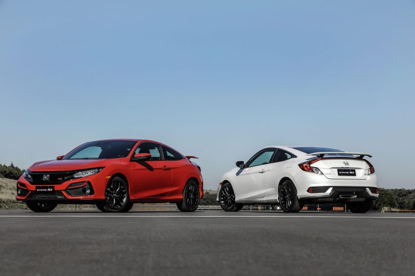 2020 Honda Civic Si Coupe Wallpapers 850x567 #22