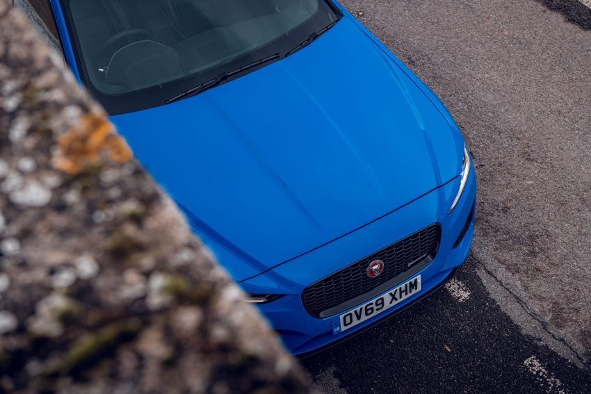 2020 Jaguar XE R-Dynamic Reims Edition - Detail Wallpapers 850x567 #64