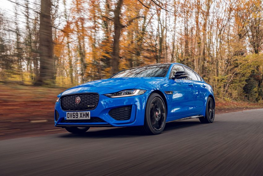 2020 Jaguar XE R-Dynamic Reims Edition - Front Three-Quarter Wallpapers 850x567 #1