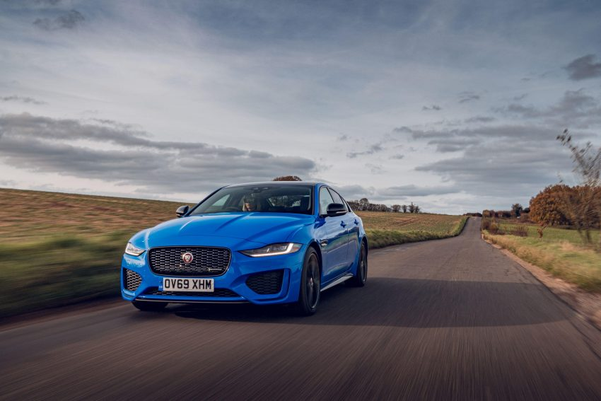 2020 Jaguar XE R-Dynamic Reims Edition - Front Wallpapers 850x567 #10