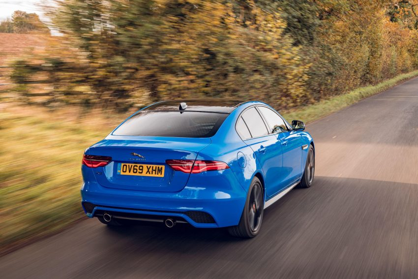 2020 Jaguar XE R-Dynamic Reims Edition - Rear Three-Quarter Wallpapers 850x567 #7
