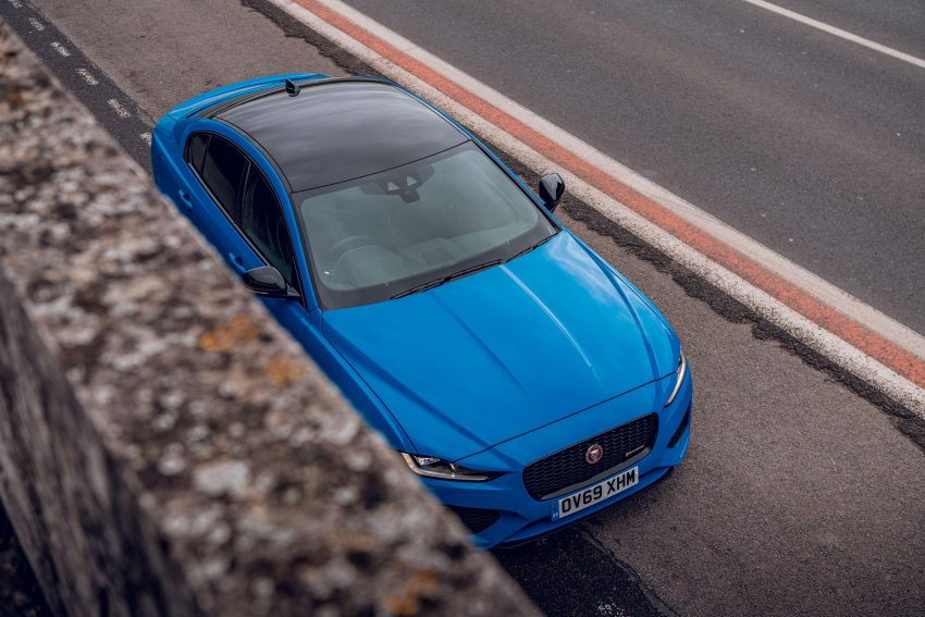 2020 Jaguar XE R-Dynamic Reims Edition - Top Wallpapers 850x567 #47