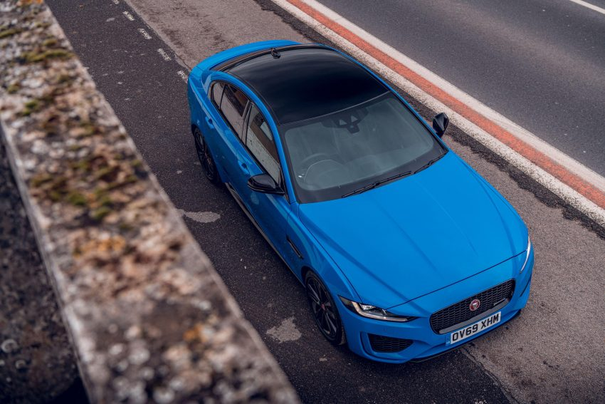 2020 Jaguar XE R-Dynamic Reims Edition - Top Wallpapers 850x567 #50