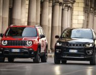 2020 Jeep Compass Limited 4xe [EU-spec] - Front Wallpapers 190x150