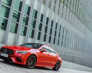 2020 Mercedes-AMG CLA45 S 4Matic+ - Front Three-Quarter Wallpapers 190x150