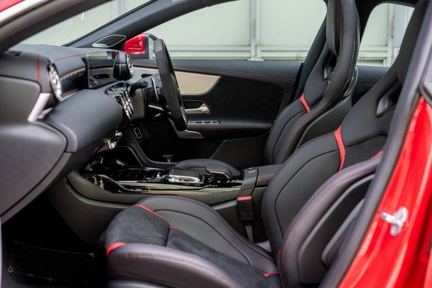 2020 Mercedes-AMG CLA45 S 4Matic+ - Interior, Cockpit Wallpapers 850x567 #31