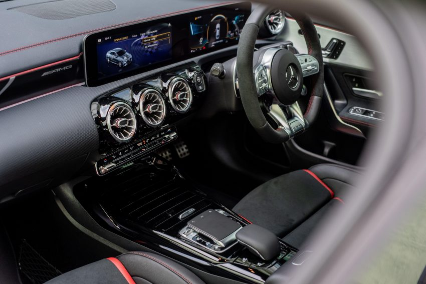 2020 Mercedes-AMG CLA45 S 4Matic+ - Interior, Detail Wallpape (2) Wallpapers 850x567 #28