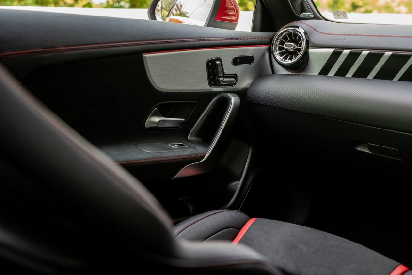 2020 Mercedes-AMG CLA45 S 4Matic+ - Interior, Front Seats Wallpapers 850x567 #26