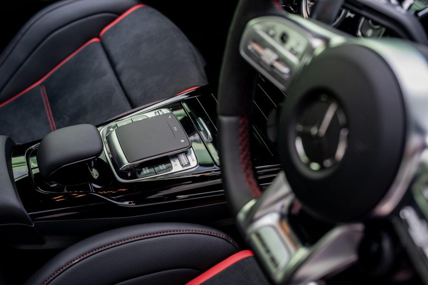 2020 Mercedes-AMG CLA45 S 4Matic+ - Interior, Steering Wheel Wallpapers 850x567 #21