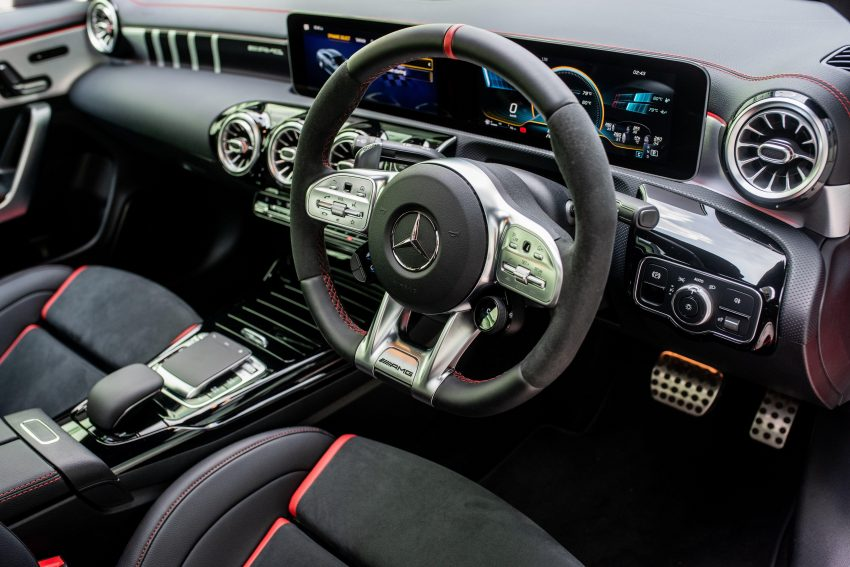 2020 Mercedes-AMG CLA45 S 4Matic+ - Interior Wallpapers 850x567 #32