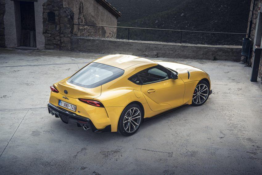 2021 Toyota GR Supra 2.0L Turbo - Rear Three-Quarter Wallpapers 850x567 #33