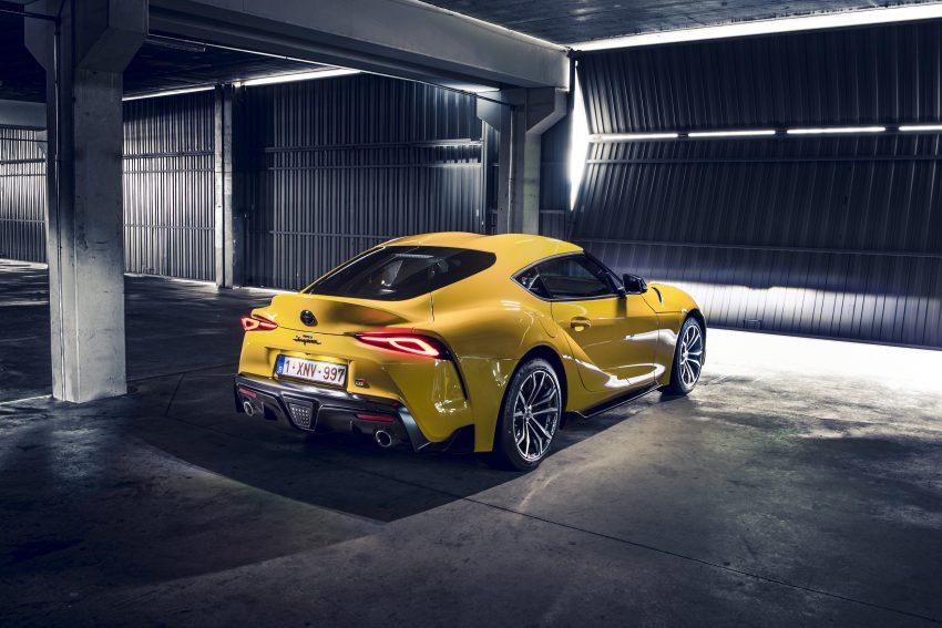 2021 Toyota GR Supra 2.0L Turbo - Rear Three-Quarter Wallpapers 850x567 #40