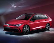 2021 Volkswagen Golf Variant R-Line - Front Three-Quarter Wallpapers 190x150