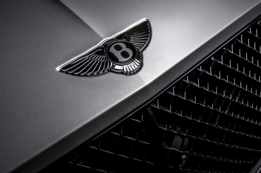 2022 Bentley Continental GT Speed - Badge Wallpapers 850x566 #16