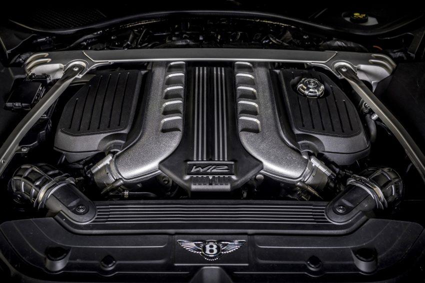 2022 Bentley Continental GT Speed - Engine Wallpapers 850x566 #17