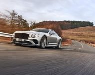 2022 Bentley Continental GT Speed - Front Three-Quarter Wallpapers 190x150
