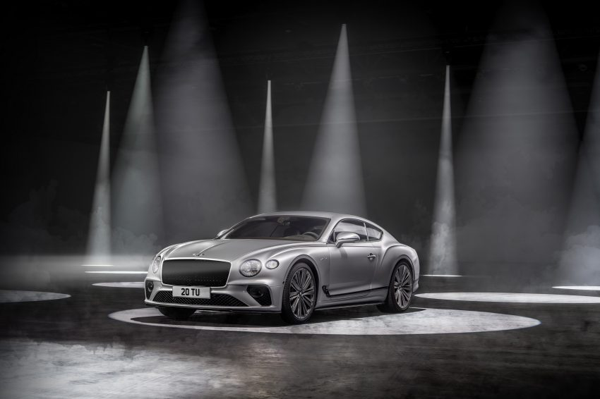 2022 Bentley Continental GT Speed - Front Three-Quarter Wallpapers 850x566 #3