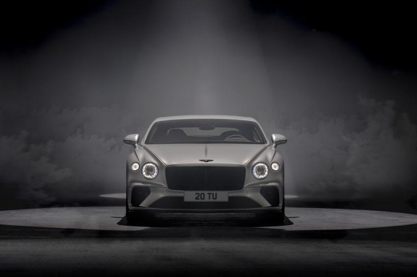 2022 Bentley Continental GT Speed - Front Wallpapers 850x566 #4