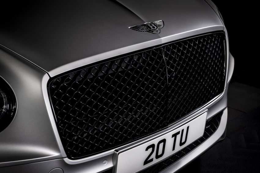 2022 Bentley Continental GT Speed - Grill Wallpapers 850x566 #12