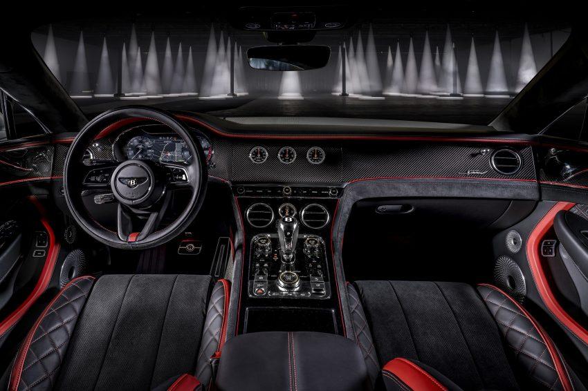 2022 Bentley Continental GT Speed - Interior, Cockpit Wallpapers 850x566 #23