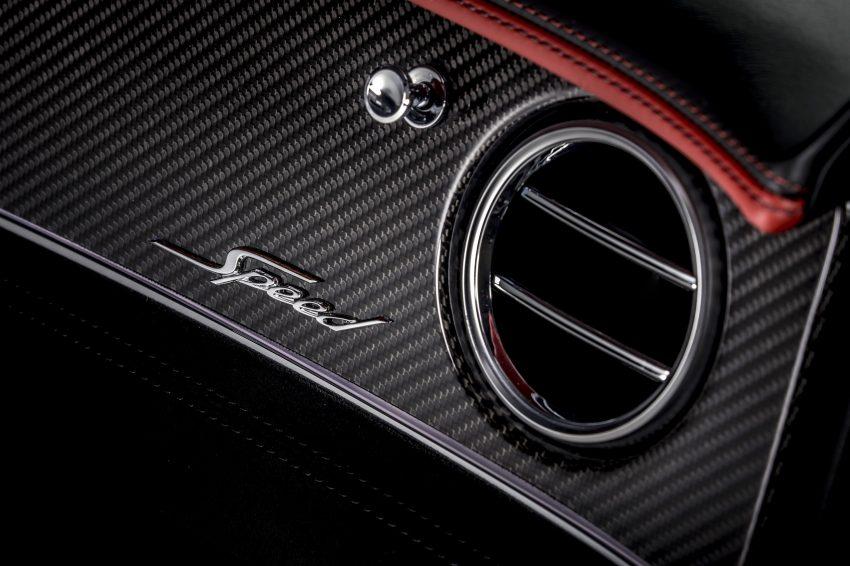 2022 Bentley Continental GT Speed - Interior, Detail Wallpapers 850x566 #22