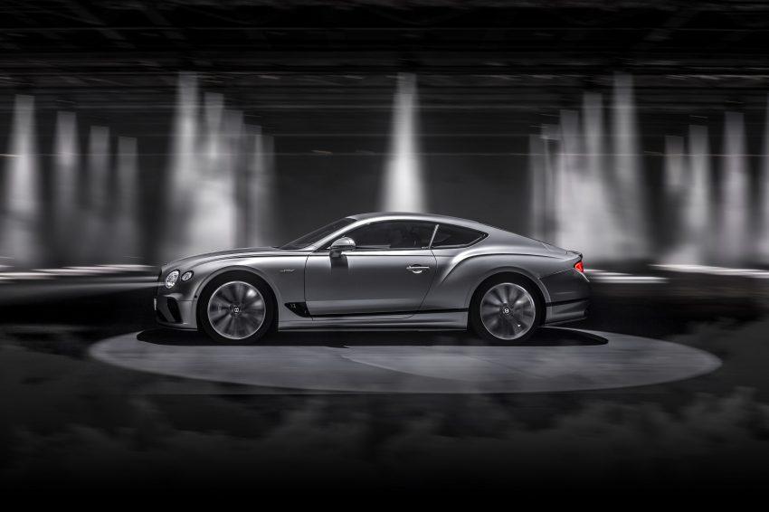 2022 Bentley Continental GT Speed - Side Wallpapers 850x566 #8