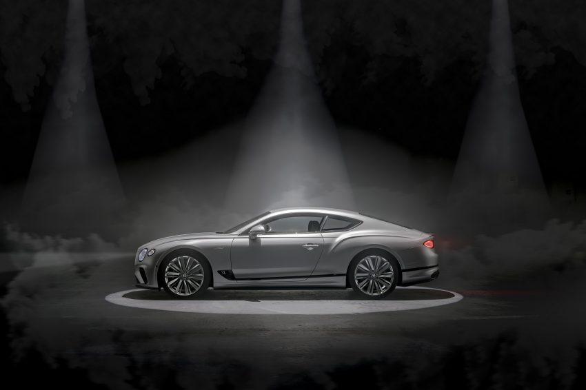 2022 Bentley Continental GT Speed - Side Wallpapers 850x566 #9