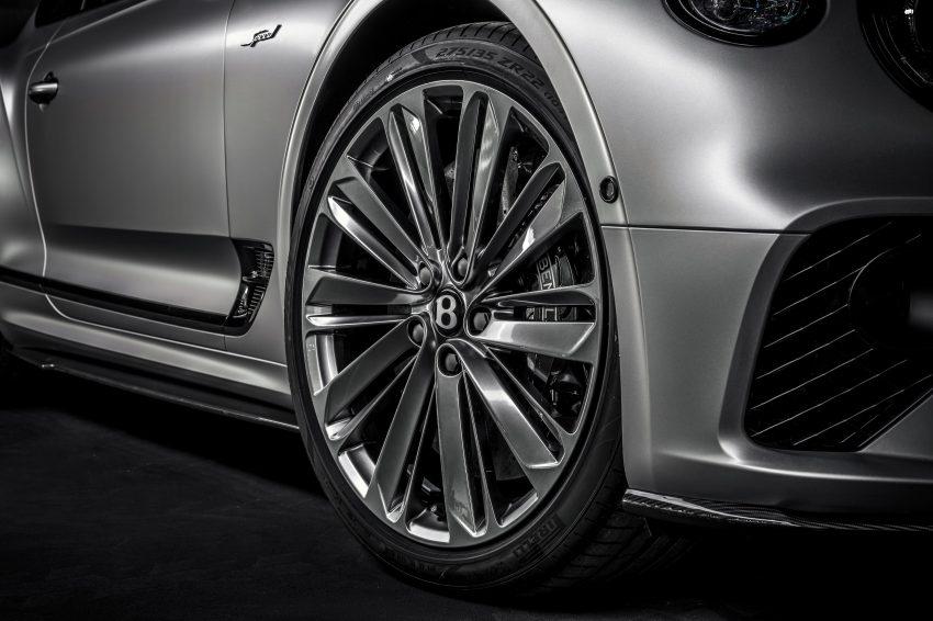 2022 Bentley Continental GT Speed - Wheel Wallpapers 850x566 #10