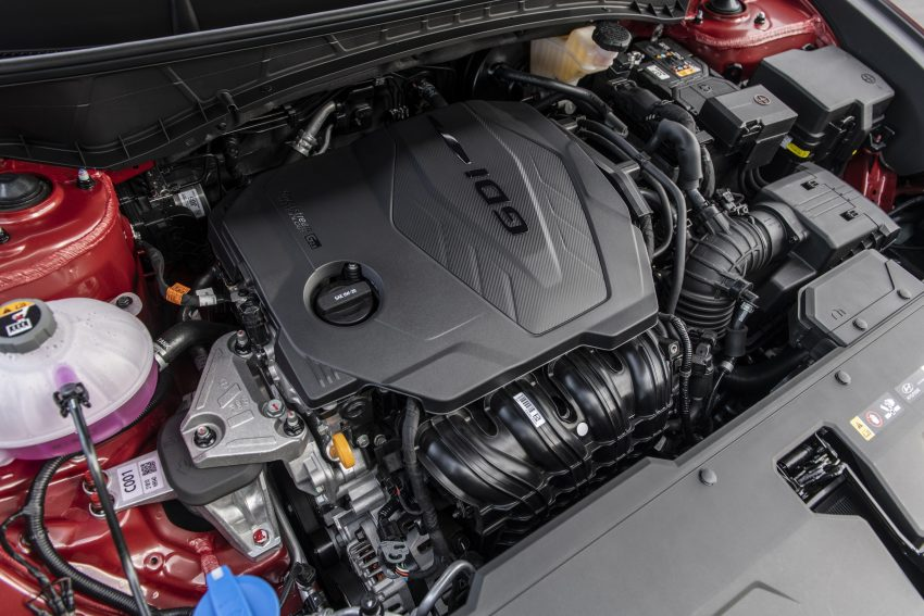 2022 Hyundai Tucson - Engine Wallpapers 850x567 #17