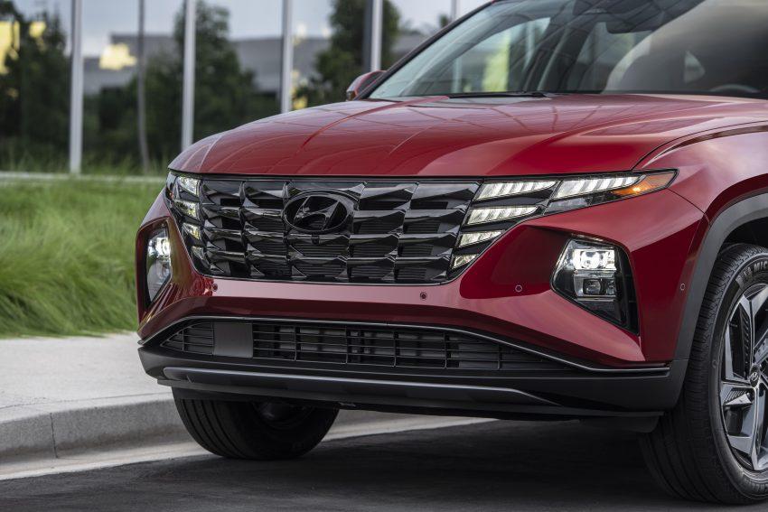 2022 Hyundai Tucson - Front Bumper Wallpapers 850x567 #13